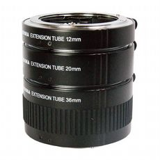 Nikon Auto Extension Tube Set